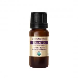 Bio organic bergamot essential oil Alteya Organics 10 ml.