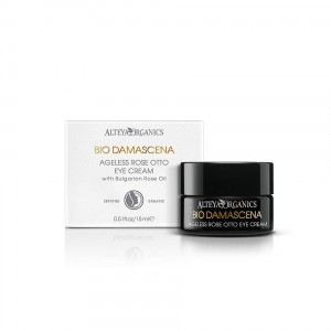 Bio organic eye contour cream Bio Damascena Alteya Organics