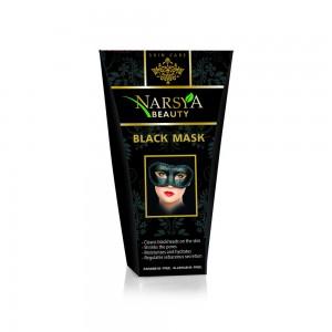 Black Face Mask Narsya Arsy Cosmetics