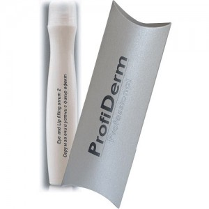 Intensive serum around the eyes and lips with filler effect ProfiDerm Professional