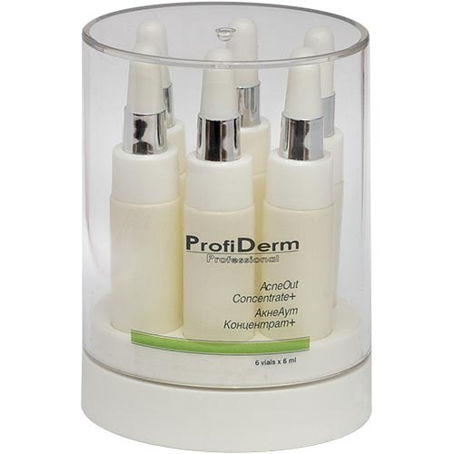Innovative acne out local serum-concentrate ProfiDerm Professional