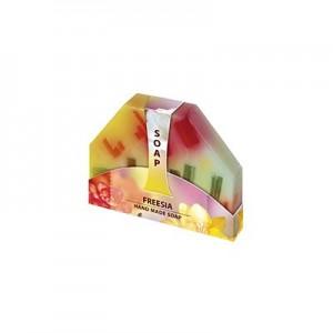 Натурален глицеринов сапун с кокосово масло и екстракт от фрезия Biofresh