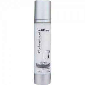 Facial cleansing milk with Aloe Extract ProfiDerm Professional