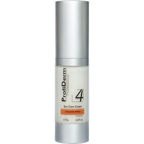 Full body sun protection cream with SPF 30 ProfiDerm Professional