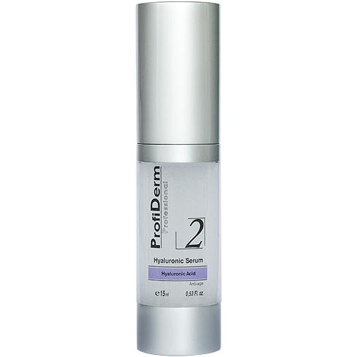 Concentrated hyaluronic face serum ProfiDerm Professional