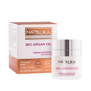 Cream-concentrate for eyes and lips Nat'Aura 45+
