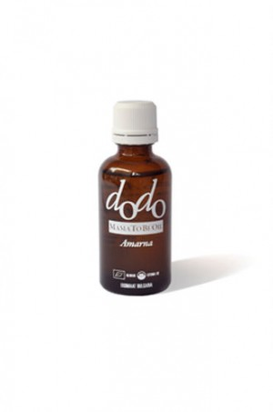 Organic massage oil  against stretch marks Dodo Amarna Ecomaat