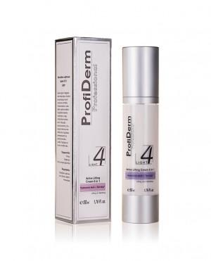 Активен лифтинг крем за всеки тип кожа Light ProfiDerm Professional