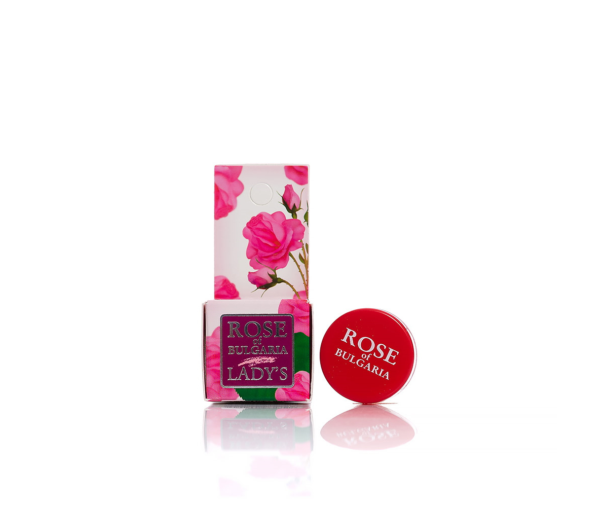 Lip balm with rose water Rose of Bulgaria Biofresh