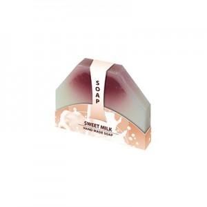 Натурален глицеринов сапун сладко мляко Biofresh