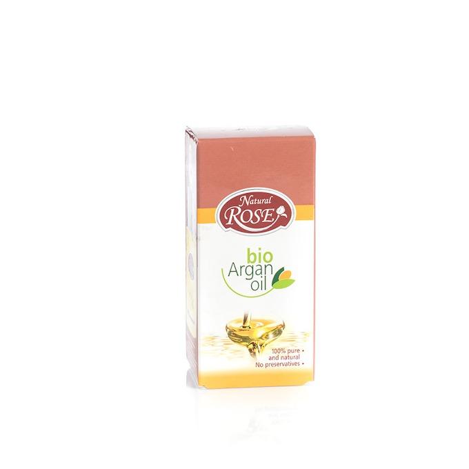 Bio argan oil Natural Rose Arsy Cosmetics