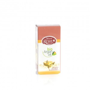 Bio argan oil Natural Rose Arsy Cosmetics