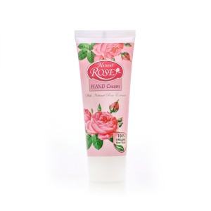 Hand and nail cream Natural Rose Arsy Cosmetics