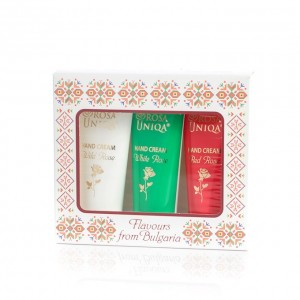 Gift set Natural Rose Arsy Cosmetics