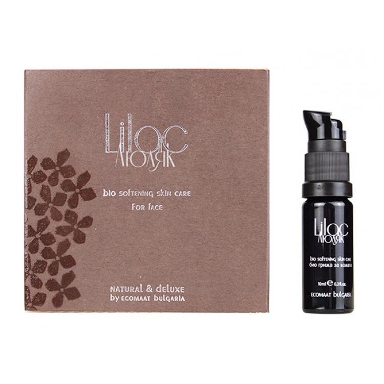Маслообразен флуид за лице, шия и деколте с CO2 екстракт от люляк Natural & Deluxe Ecomaat