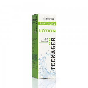 Anti-acne lotion for oily and problematic skin Teenager Black Sea Stars
