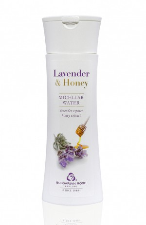 Micellar water Lavender and Honey Bulgarian Rose Karlovo