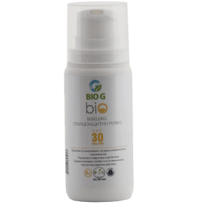 Bio baby sun protection cream SPF 30 Bio G