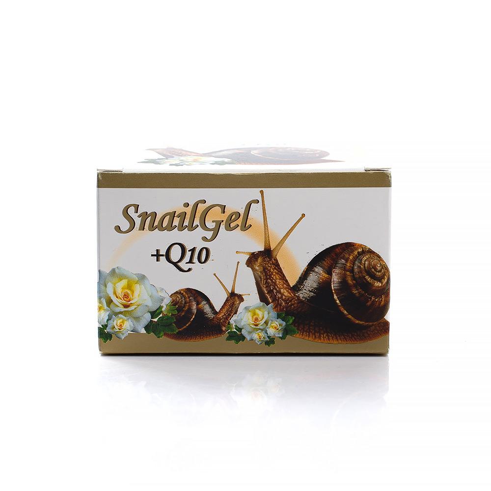 "Регенериращ гел за лице ""SNAIL GEL + Q10""  Golden Snail"