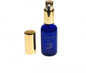 Facial serum with garden snail extract with a pump Golden Snail