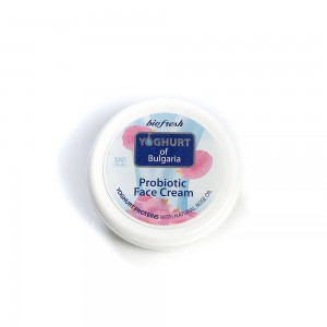 Probiotic Face Cream Yoghurt of Bulgaria Biofresh