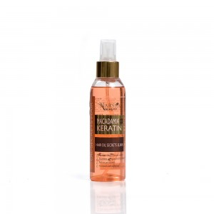 Hair оil еlixir macadamia&keratin  Narsya Arsy cosmetics