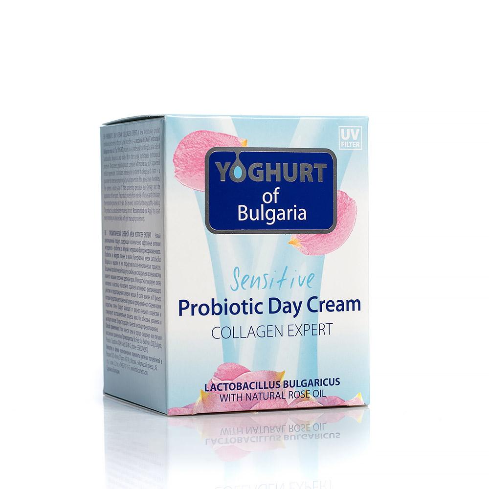 Пробиотичен подмладяващ дневен крем Yoghurt of Bulgaria Biofresh