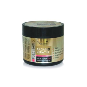 Hair mask 5 in1 argan & keratin Narsya Arsy Cosmetics