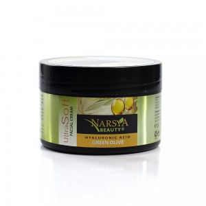 Face cream olive Narsya Arsy Cosmetics