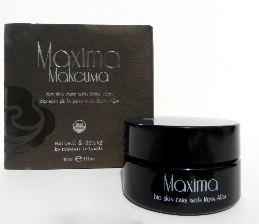Organic face balm Maxima Natural & Deluxe Ecomaat