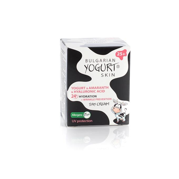 Day cream Yogurt and amaranth Arsy Cosmetics