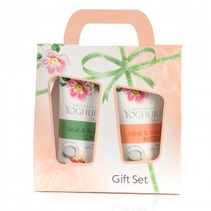 Gift Set Yoghurt and amaranth Arsy Cosmetics