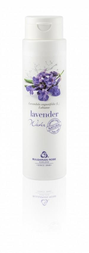 Natural lavender water Bulgarian Rose Karlovo