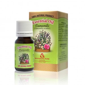 100% chamomile essential oil Bulgarian Rose Karlovo