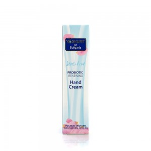 Probiotic renewing hand cream Yoghurt of Bulgaria Biofresh