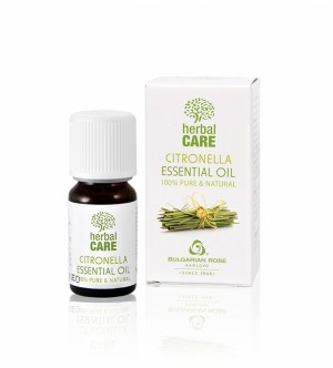100% citronella essential oil Bulgarian Rose Karlovo