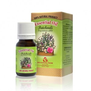 100% essential oil from patchouli Bulgarian Rose Karlovo