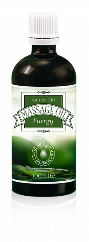Body massage oil Energy Bulgarian Rose Karlovo