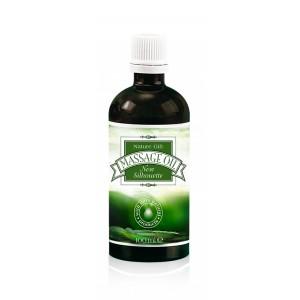 Body massage oil New silhouette Bulgarian Rose Karlovo