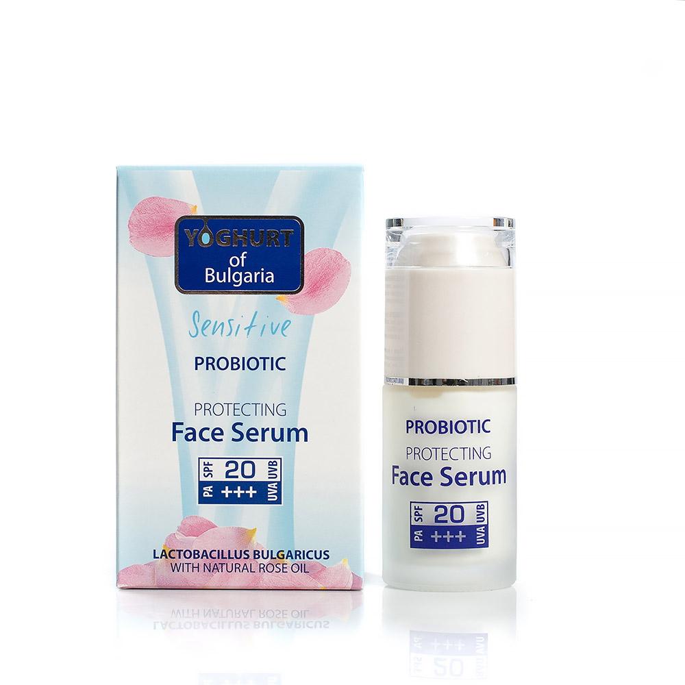 Probiotic protective face serum Yoghurt of Bulgaria Biofresh