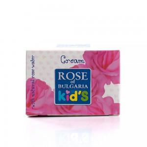Детски крем с розова вода Rose of Bulgaria For Kids Biofresh