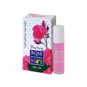 Children's perfume Rose of Bulgaria For Kids Biofresh