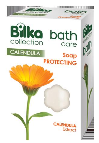 Protective soap with calendula Bilka Bar Soaps