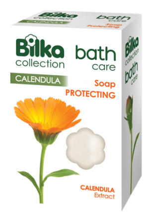 Protective soap with calendula Bilka Bar Soaps