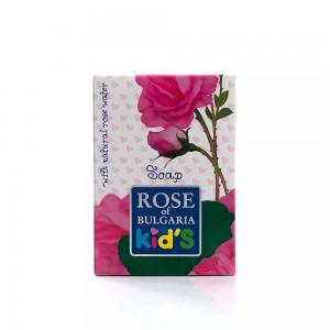Детски сапун Rose of Bulgaria For Kids Biofresh