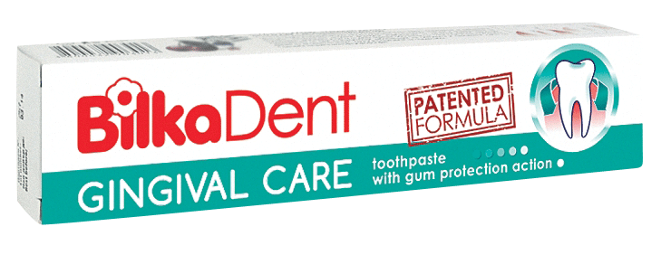 Toothpaste with gum protection Bilka Dent Gingival Care