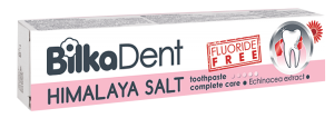 Toothpaste with Himalayan salt for complex oral care Bilka Dent