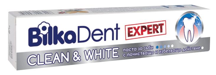 Whitening toothpaste Expert clean & white Bilka Dent