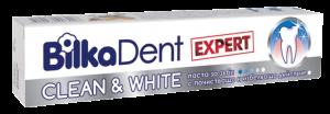 Избелваща паста за зъби Expert clean & white Bilka Dent