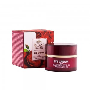 Eye cream with Rose Oil Royal Rose Biofresh